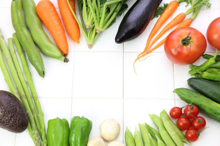 季節の変化に合った食材の画像